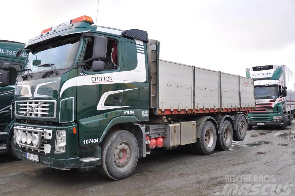 Volvo FH12 460 8X4