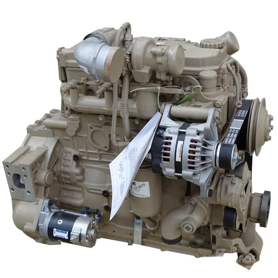 Cummins Cummins Diesel Engine QSB4.5 for Truck Bulldozer e