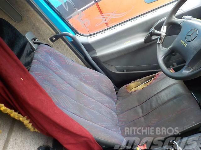 Mercedes-Benz Atego MPI Driver seat 9739102109