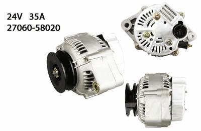 Cummins ISBE engine alternator 24V 4892318