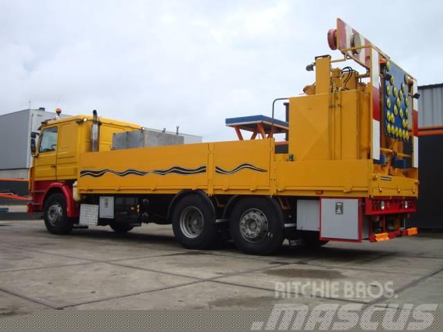 Scania 380 Thermoplastic  Feeder