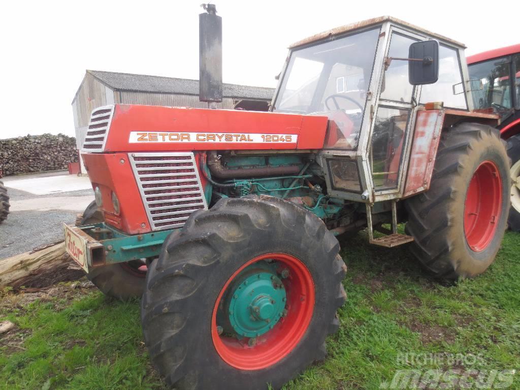 zetor 12045 gebrauchte traktoren gebraucht kaufen und verkaufen bei cefd09a5. Black Bedroom Furniture Sets. Home Design Ideas