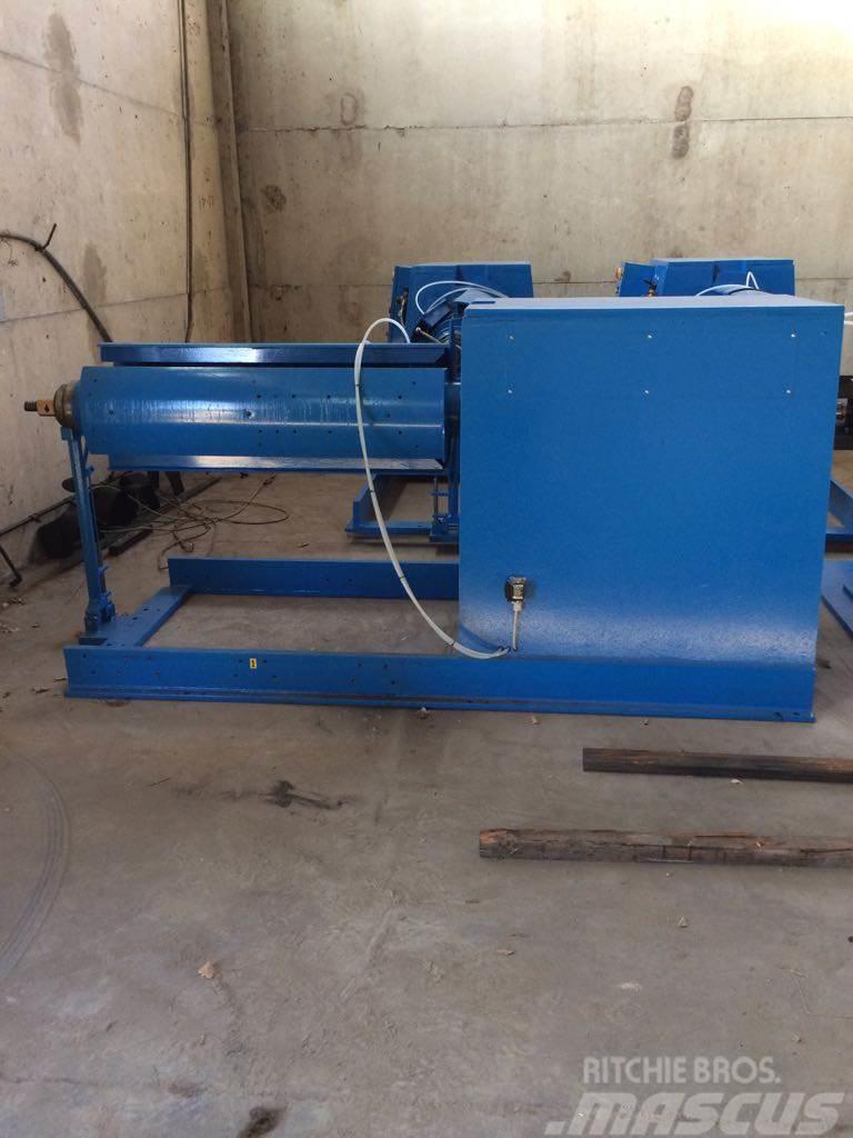 [Other] Aspo Revisionato 8 ton x 1250mm