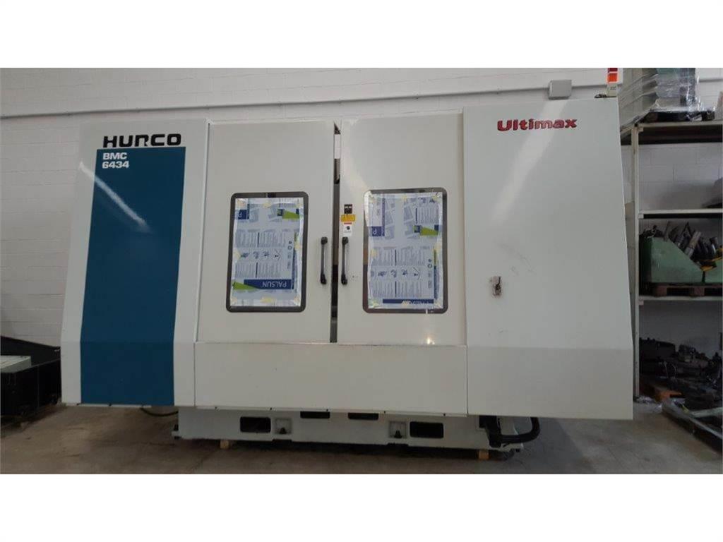 [Other] Centro di lavoro HURCO BMC 6434