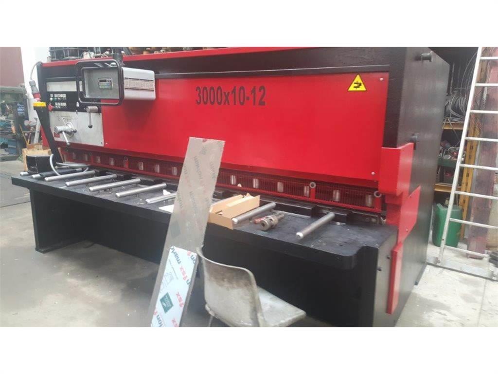 [Other] Cesoia SCHIAVI 3000 X 10/12 mm idraulica