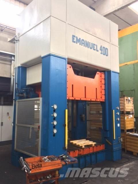 [Other] EMANUEL 400 TON DEA 400/2500