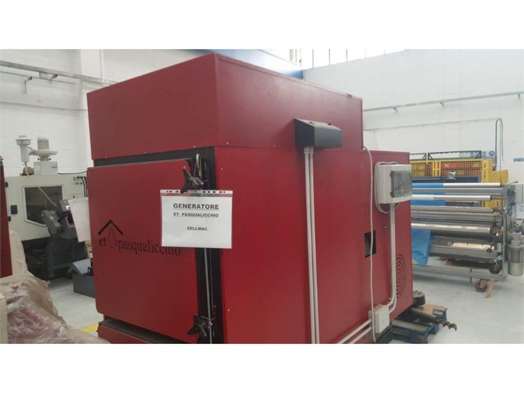 [Other] Generatore aria calda ET PASQUALICCHIO - GA 200:
