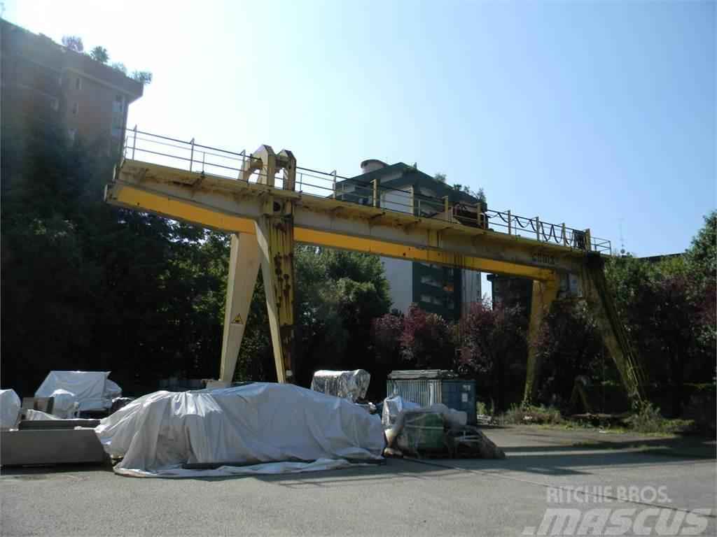 [Other] Gru a cavalletto portata 40 ton