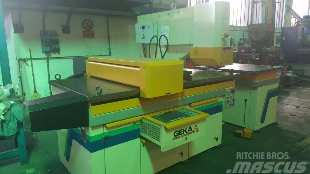 [Other] Impianto GEKA, composto da punzonatrice 110/e 750