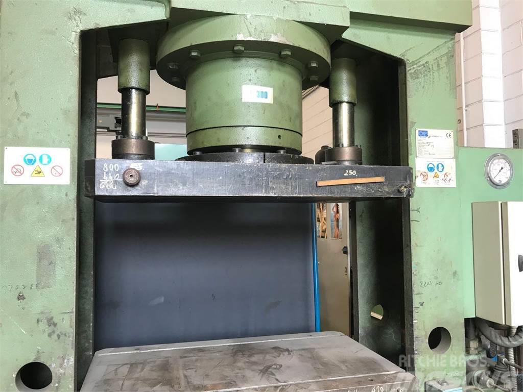 [Other] Pressa idraulica 300 ton