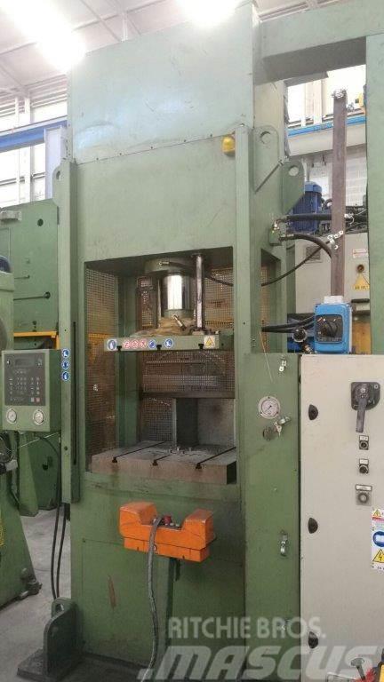 [Other] Pressa idraulica CMU 70 ton