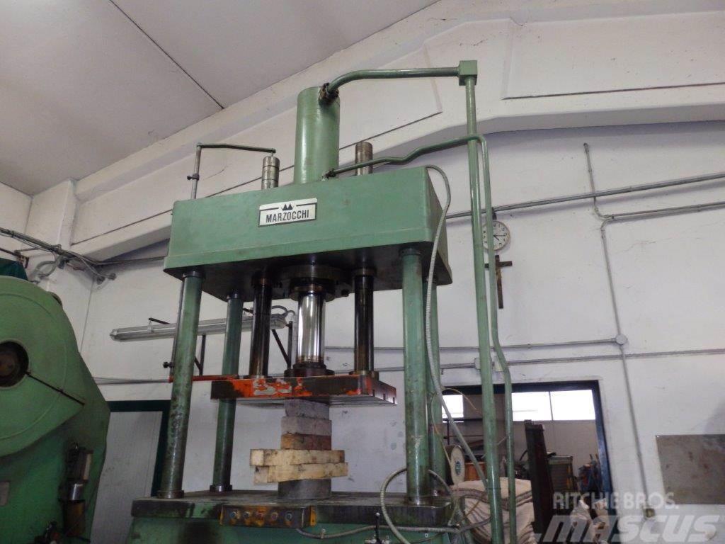 [Other] Pressa idraulica marzocchi 150 ton