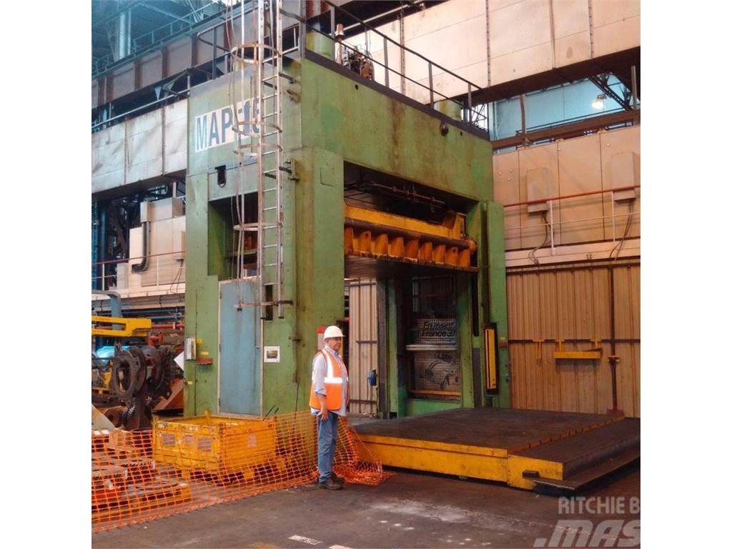 [Other] Pressa LOIRE 4000 X 2500 mm 60 Ton.