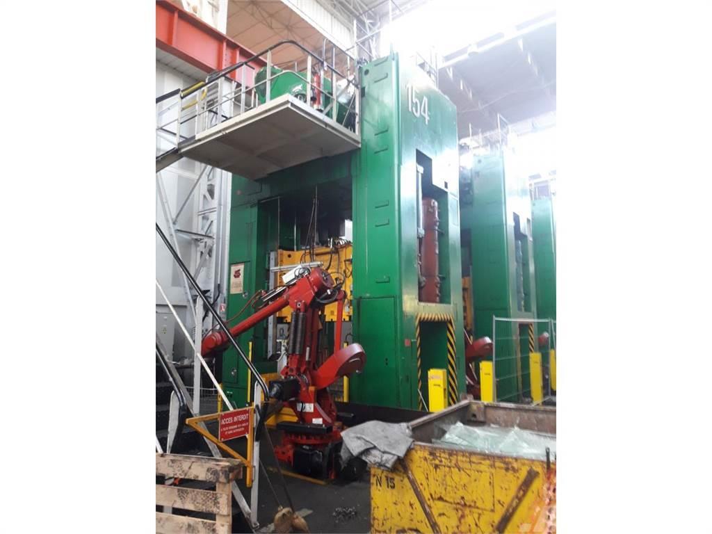 [Other] Pressa meccanica a doppio montante 200 ton
