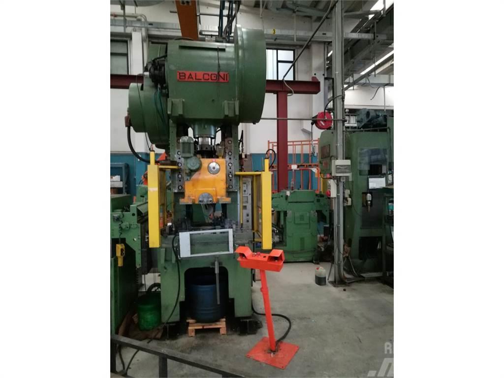 [Other] Pressa meccanica BALCONI 100 ton