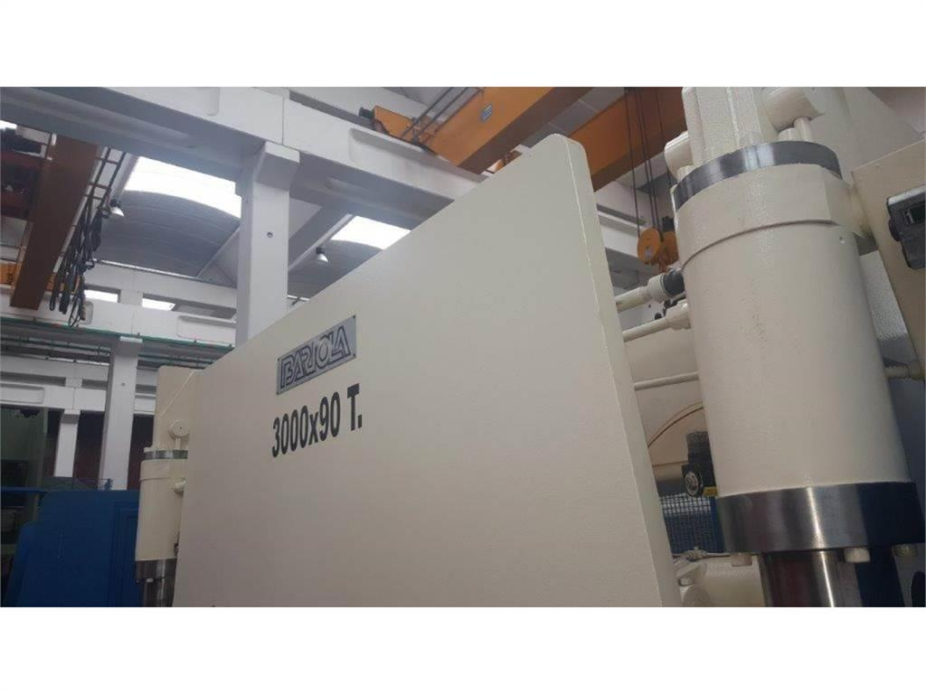 [Other] Pressa piegatrice bariola 3000 x 90 ton idraulica