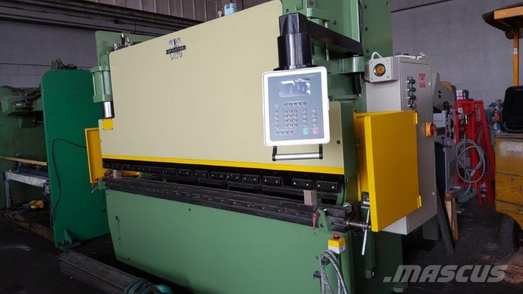 [Other] PRESSA PIEGATRICE cbc 80/90 ton x 3000mm 3 ASSI