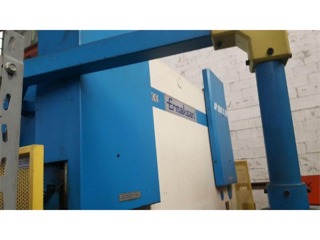 [Other] Pressa piegatrice ERMAKSAN 2600mm X 80 TON