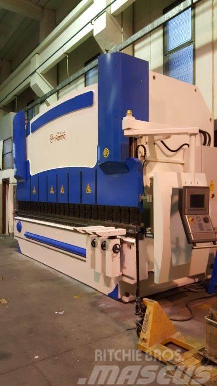 [Other] Pressa piegatrice farina 5000 x 320 ton 4 assi bom