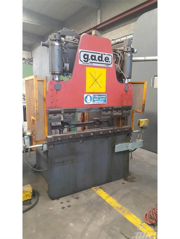 [Other] Pressa piegatrice GADE PPI 13/25 1300 x 25 ton