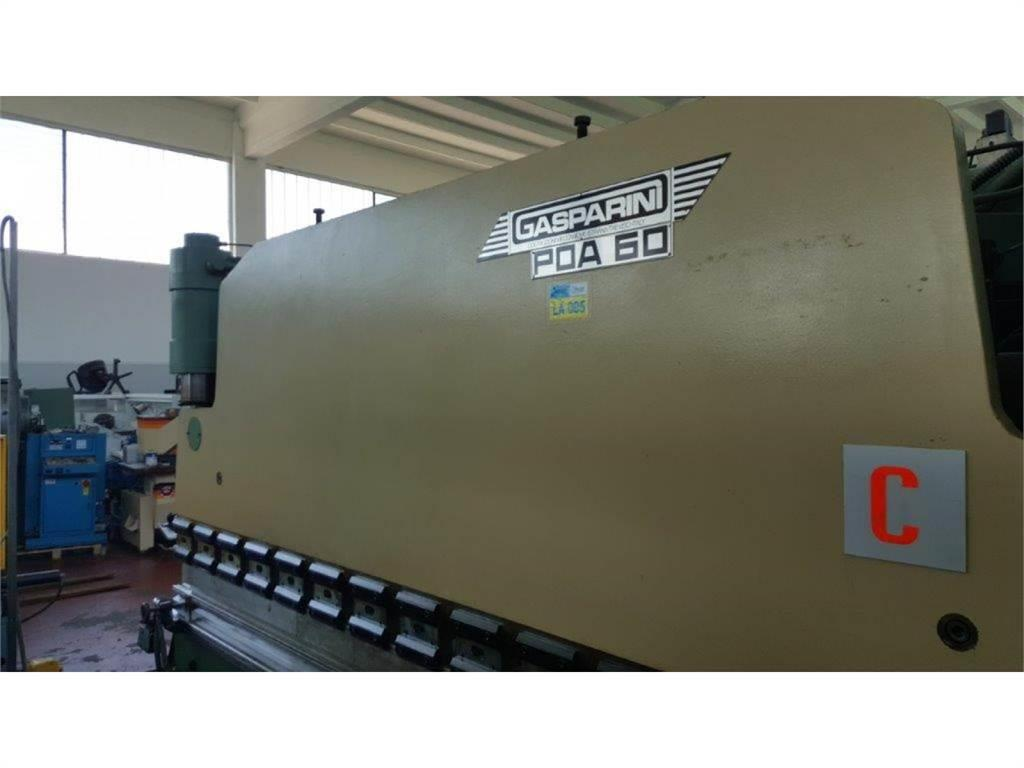 [Other] Pressa piegatrice GASPARINI 3000 x 60 ton idrau