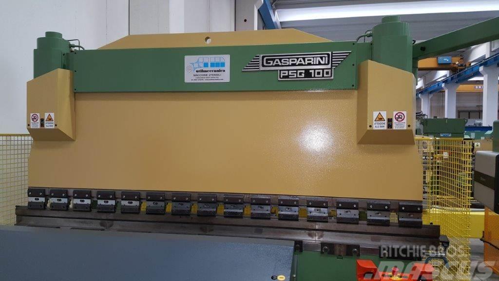 [Other] Pressa Piegatrice idraulica Gasparini PSG 100 3050