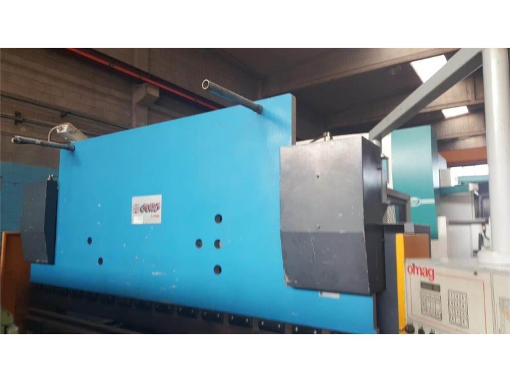 [Other] Pressa piegatrice idraulica OMAG 3000 x 100TON 3
