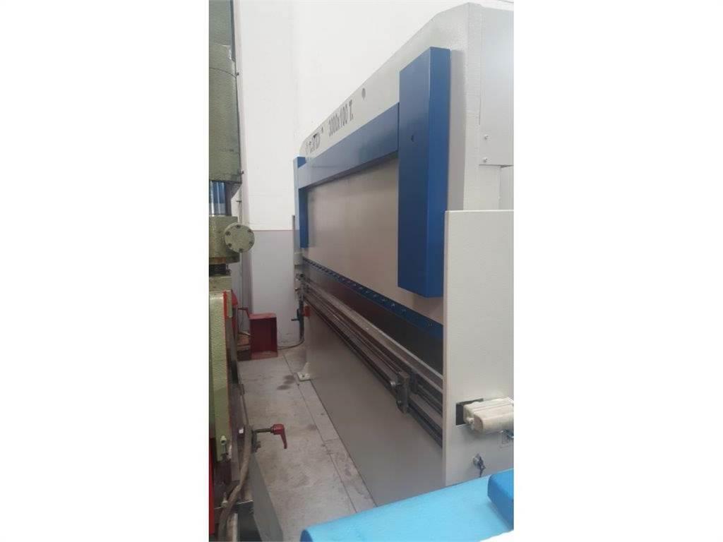 [Other] pressa piegatrice idraulica lvd 3000mm x 100ton