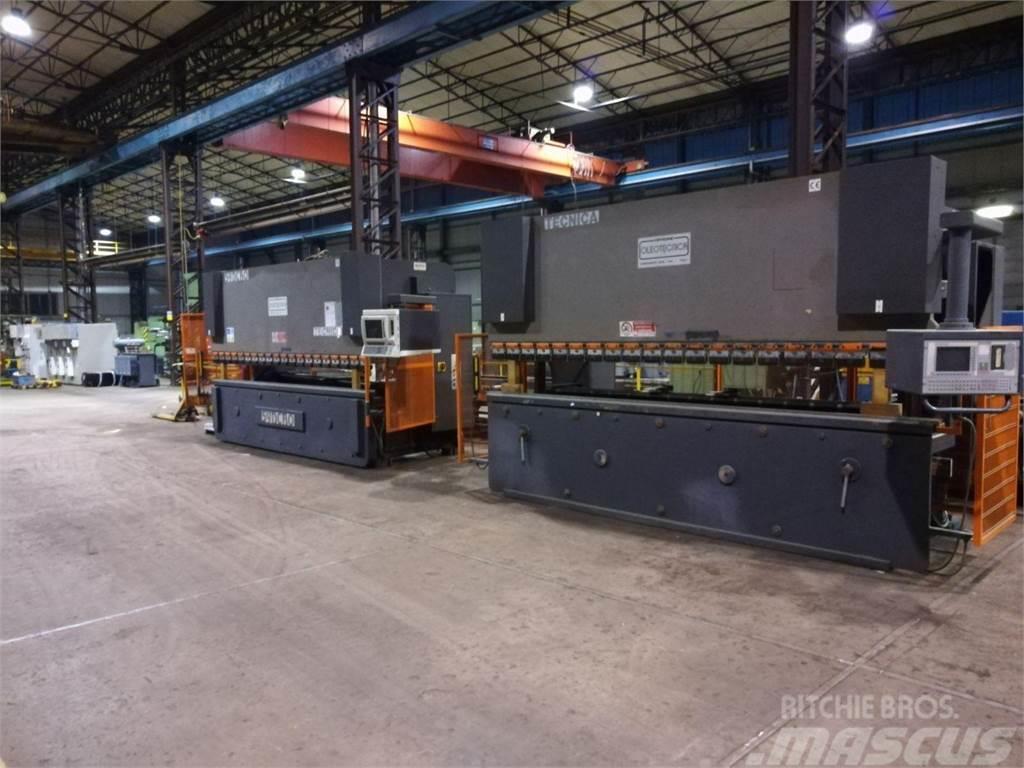 [Other] Pressa piegatrice italmacchine 4000 x 125 ton