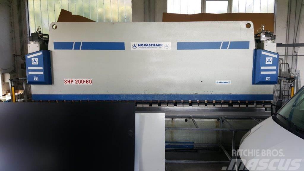 [Other] Pressa piegatrice NOVASTILMEC 6000 X 200 TON ANNO