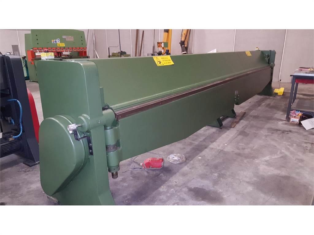 [Other] Pressa piegatrice per lattoneria 6000mm Marca BELG