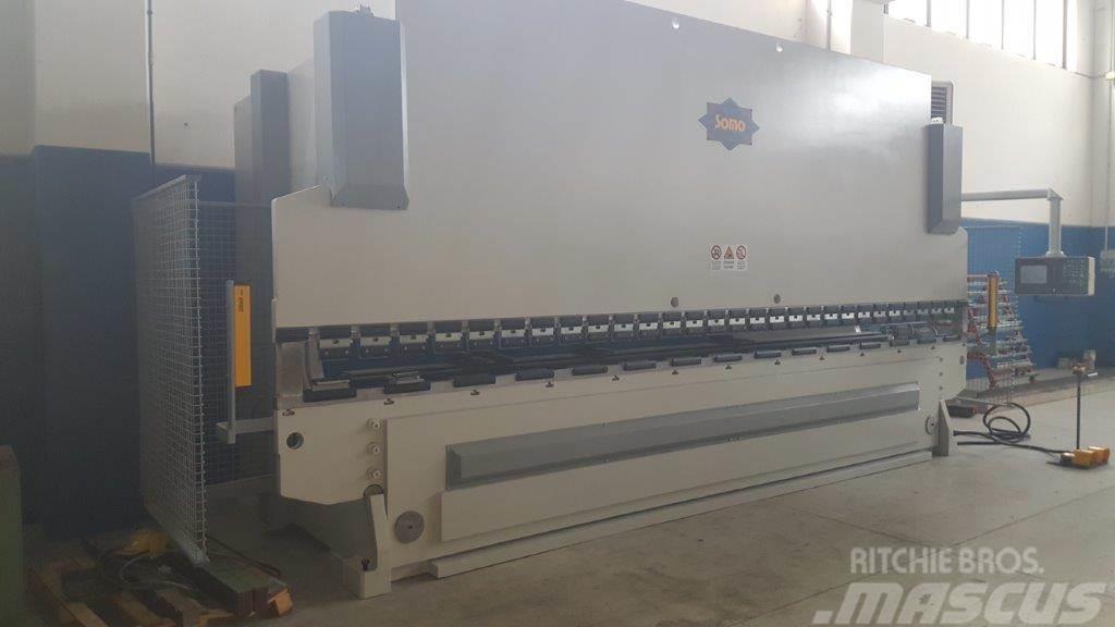 [Other] Pressa piegatrice per lattoneria 6000 x 130 ton
