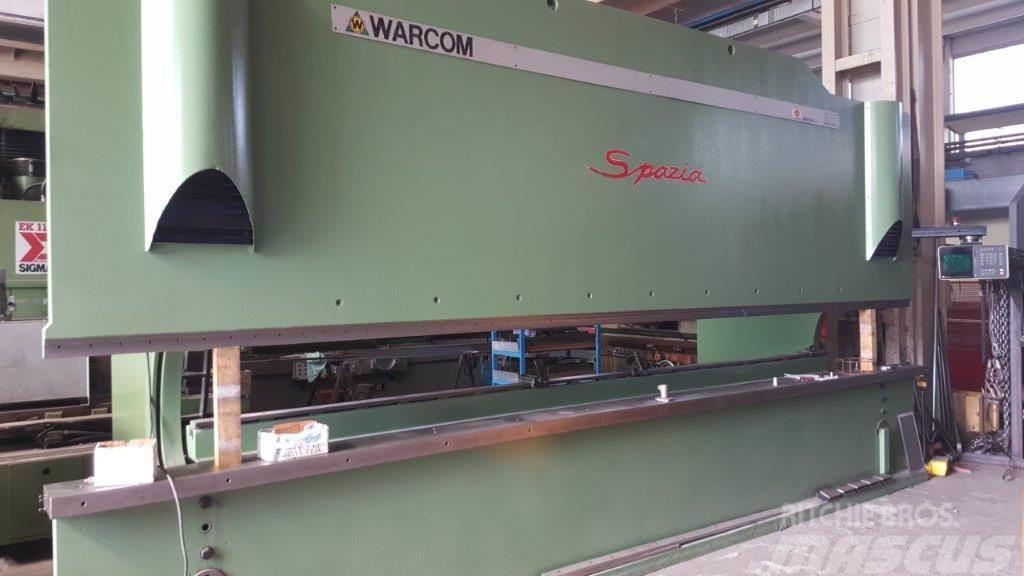 [Other] Pressa piegatrice spazio 6000 x 200 ton warcom