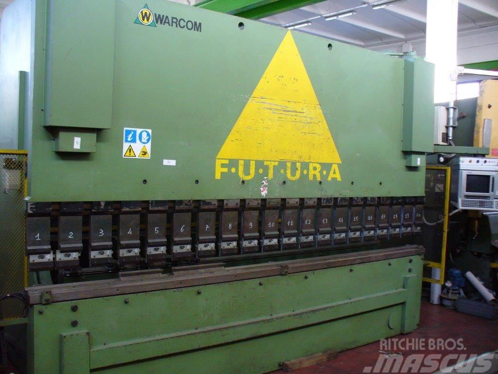 [Other] Pressa piegatrice WARCOM 4000 x 200 ton