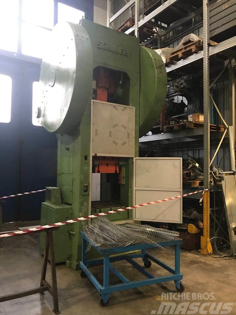 [Other] Pressa shuler 250 ton