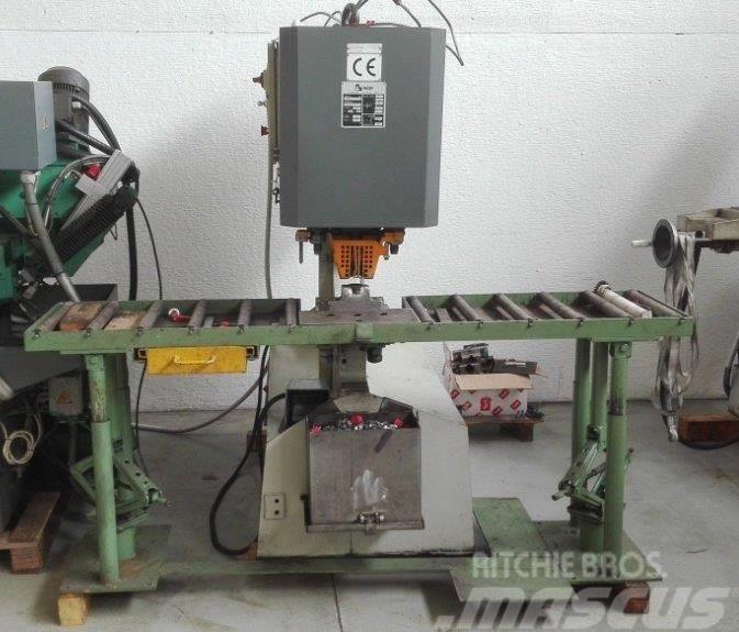 [Other] Punzonatrice idraulica mono punzone con forza 80 t