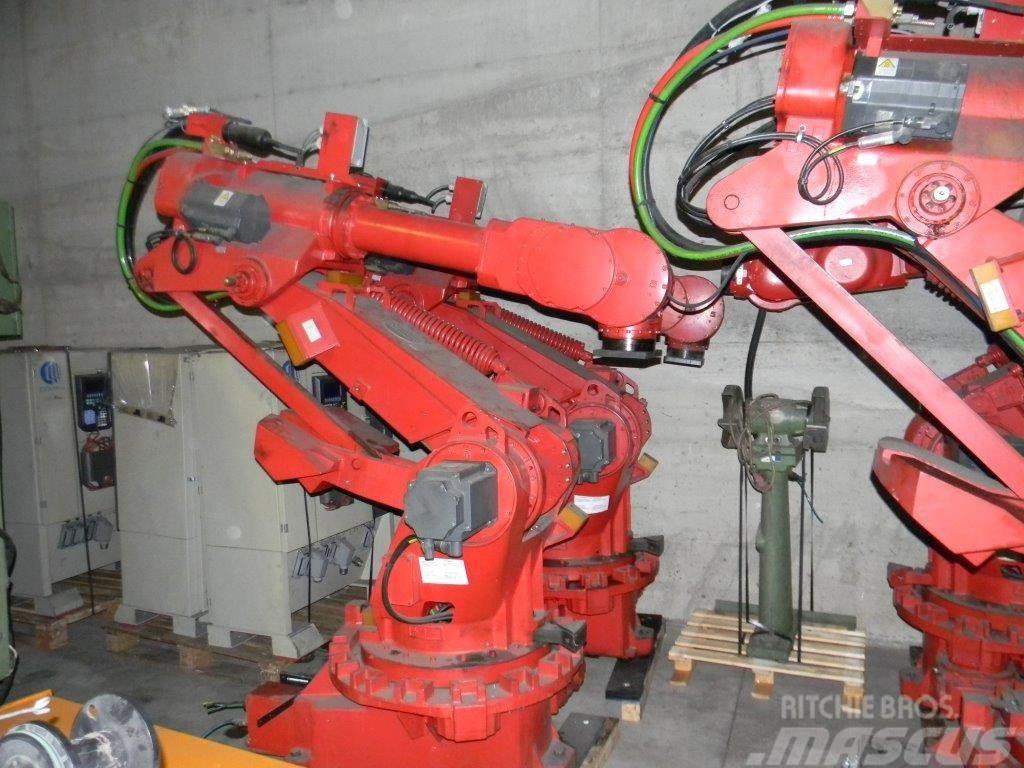 [Other] Robot COMAU con generatori