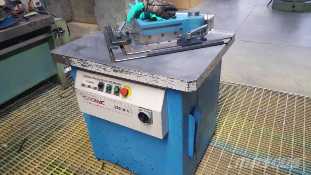 [Other] Scantonatrice euromac 250/4mm