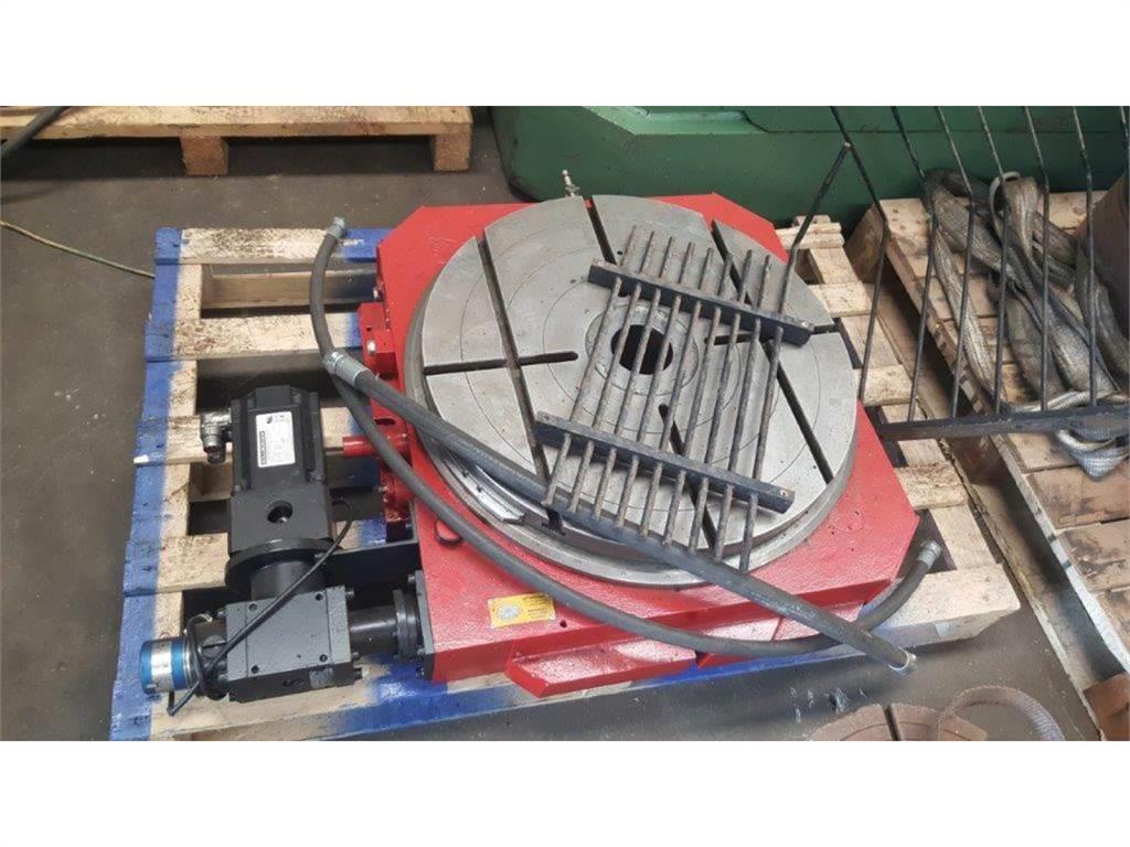 [Other] tavola diametro 600mm portata 1000 kg