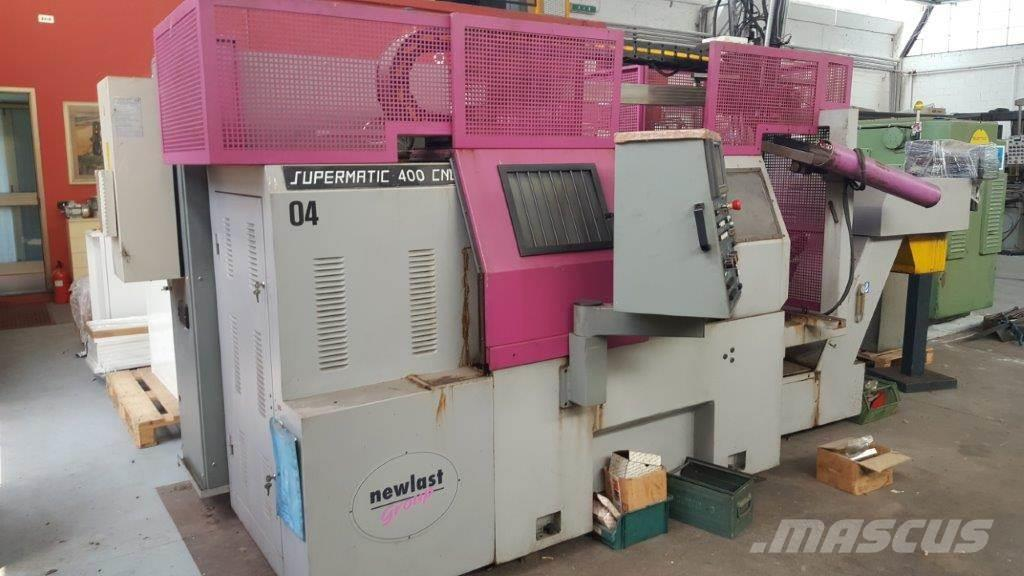 [Other] Tornio a cnc supermatic 400