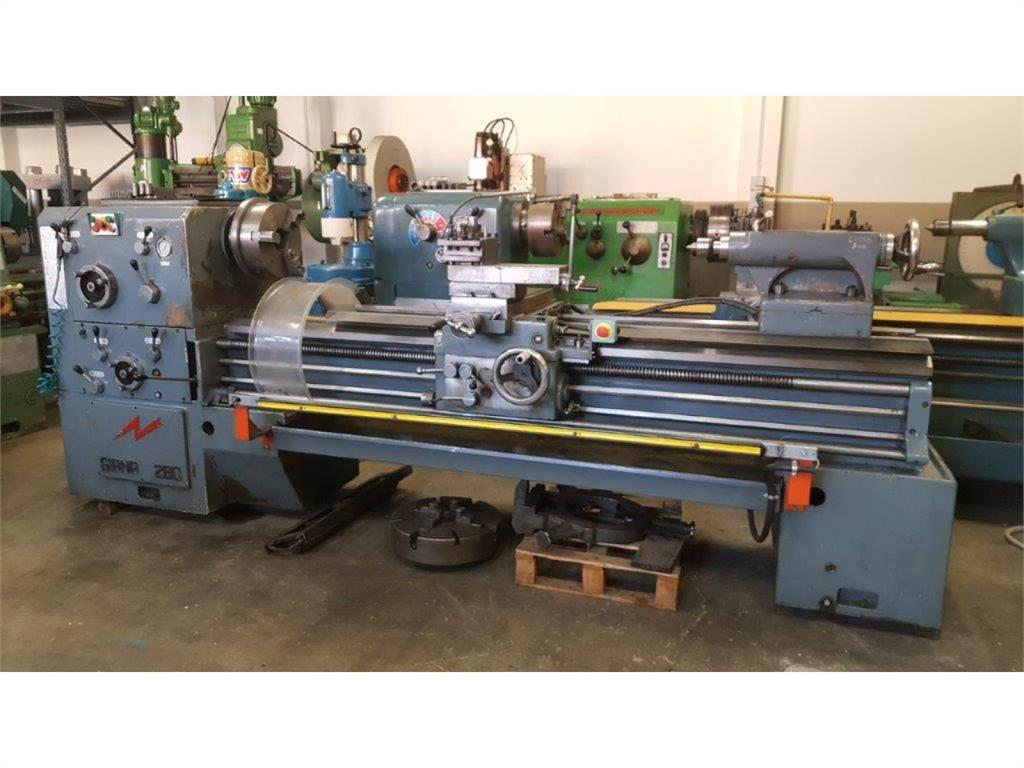 [Other] Tornio giana 280 x 2000 mm foro 80mm