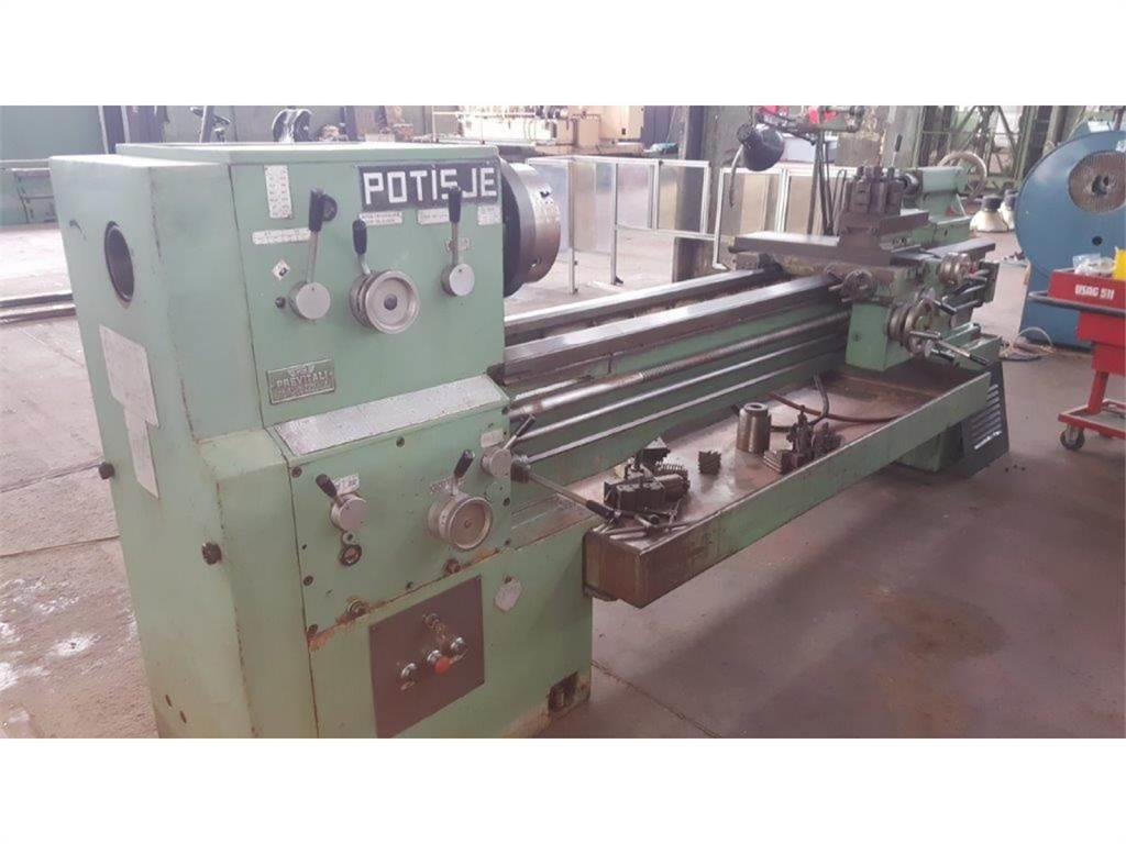 [Other] Tornio Potjsse 2000mm x 250mm foro 105mm