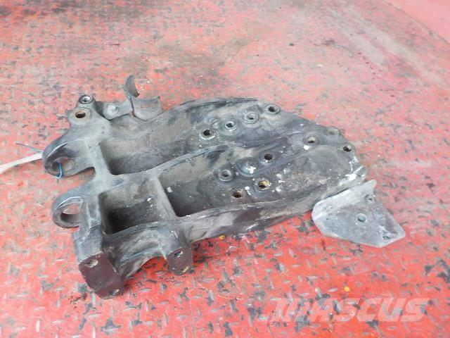 Scania P,G,R series Tow hook braket right 1846827