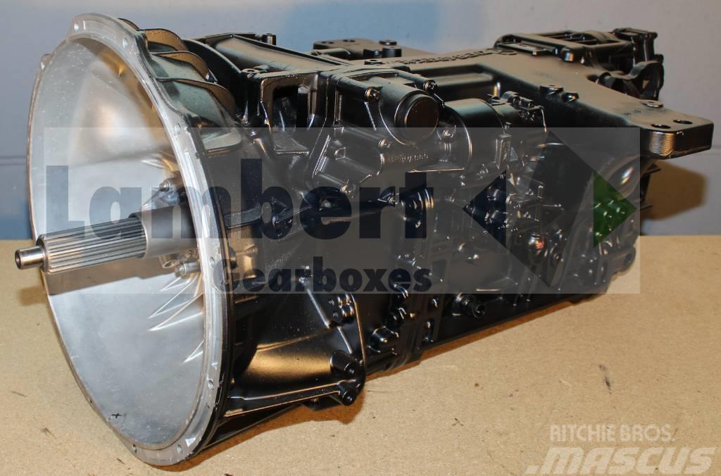 Mercedes-Benz Actros G281-12  715370  Getriebe / Gearbox