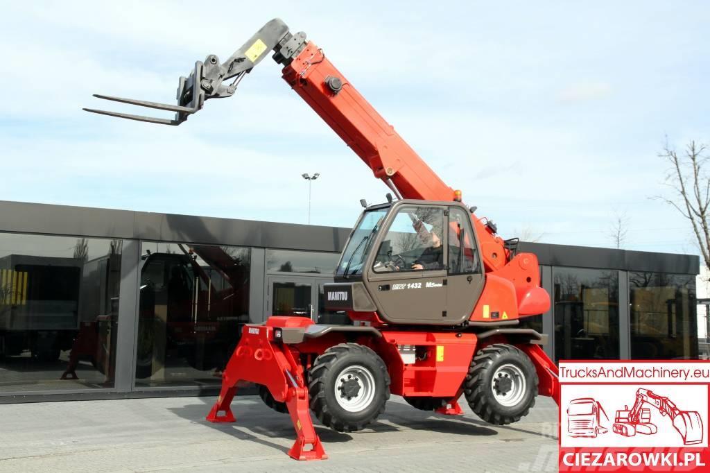 Manitou MRT 1432MS 4x4x4 14 M / 3,200 kg