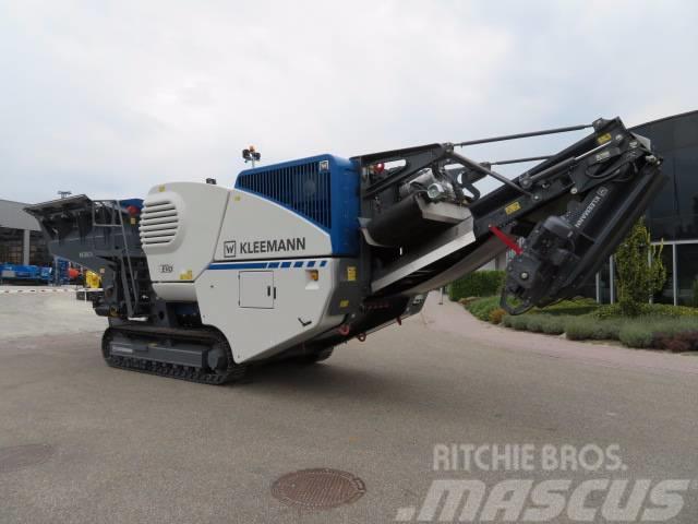 Kleemann Mobicat 110R EVO Crusher
