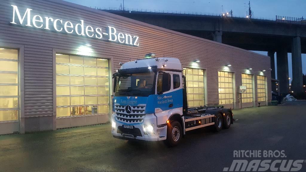 Mercedes-Benz arocs 2551 L