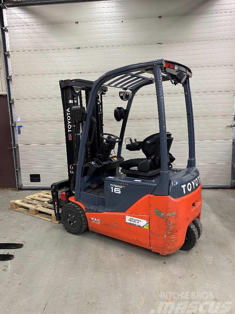 Toyota 8 FB ET 16
