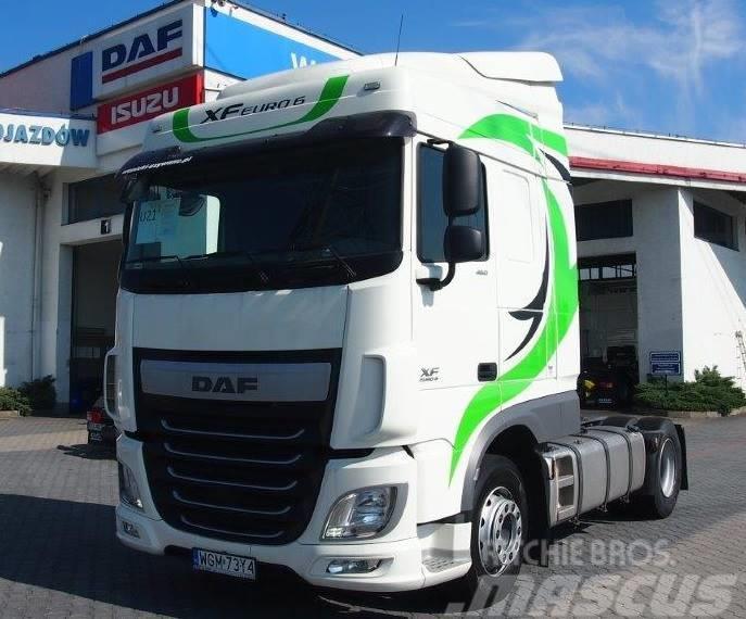 DAF FT XF 460 Euro 6 2014 Jak NOWY