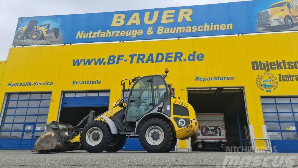 Kramer 850 Schaufel / Gabel, Reifen neu, 2.440 Bh / hours